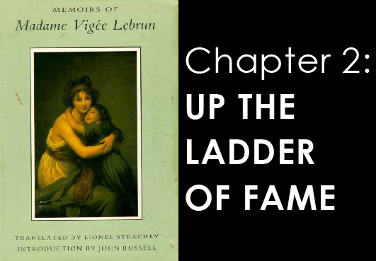 Memoires of Madame Vigee Lebrun - chapter 2