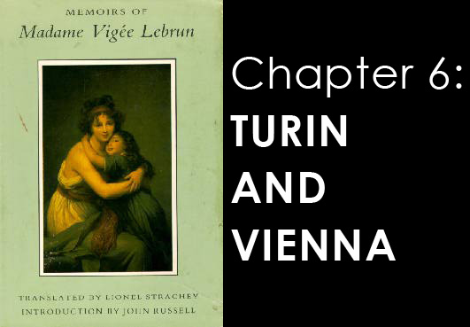 Memoires of Madame Vigee Lebrun - chapter 6
