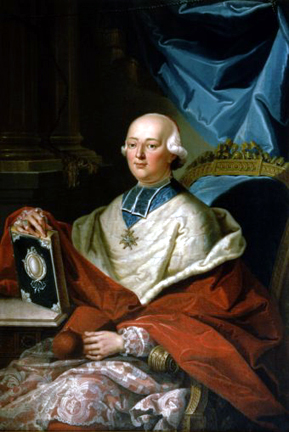 The Cardinal de Rohan.