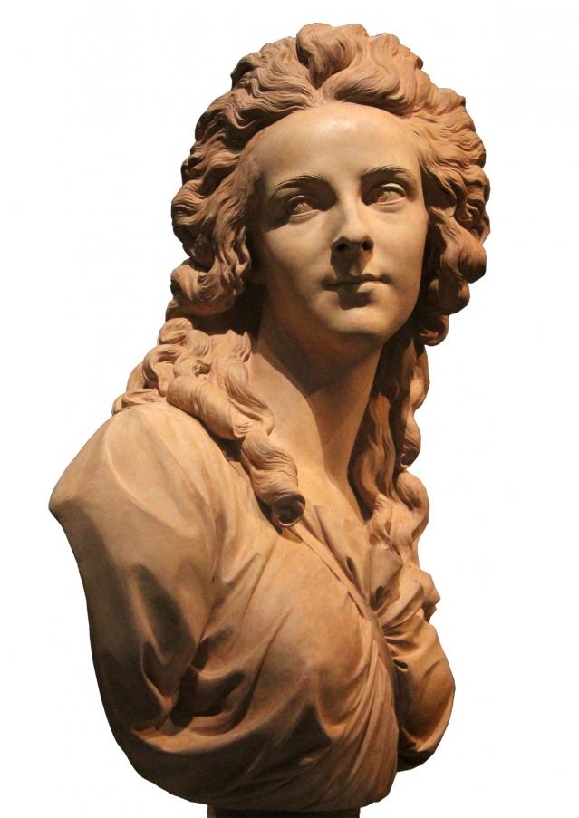 © Paris, musée du Louvre, département des Sculptures - 1783