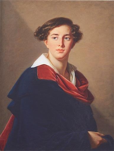 Élisabeth Vigée Le Brun (1755-1842) Le comte Emmanuel Nicolaïevitch Tolstoï, 1823 Huile sur toile - 91 x 71,5 cm Collection particulière Photo : D. R.