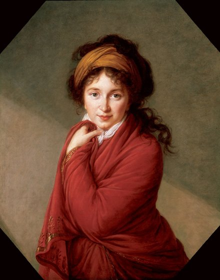 Elisabeth Louise Vigée Le Brun, Countess Varvara Nikolayevna Golovina, Ca. 1797-1800 Photo: The Henry Barber Trust, The Barber Institute of Fine Arts, University of Birmingham