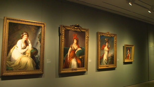 Élisabeth Louise Vigée Le Brun (1755–1842) Woman Artist in Revolutionary France opens on Feb. 15 in New York City's Metropolitan Museum of Art. (CBC)